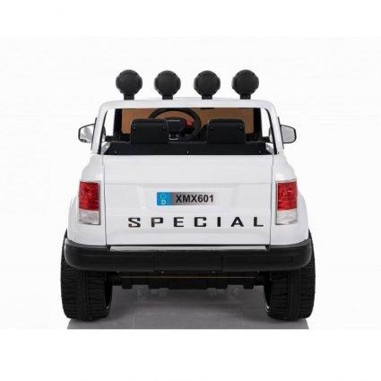 Электромобиль Range Rover XMX6014WD 2-х местный (легко съемный акб 12v7ah, колеса резина, сиденье кожа, пульт, музыка)